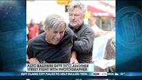 Alec Baldwin Tussles With Photographer, Again