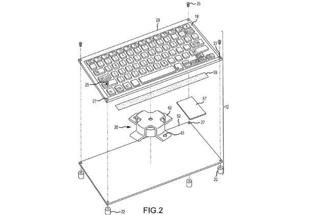 Apple scores patents for surround-sound MacBook, GarageBand gestures