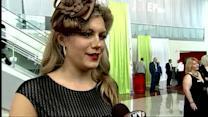 Raw video: Julep Ball red carpet celebrities