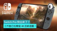 Switch Pro 快出來了?工作室已在開發 4K 的新遊戲!
