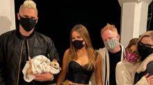 Joe Manganiello, ¿eres tú?; la foto de una reunión revela su look como Deathstroke