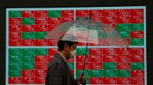 Asian shares to pause ahead of China data, U.S. 'altitude sickness'
