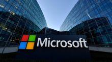 """Porté par le """"cloud"""", Microsoft publie des résultats meilleurs que prévu"""