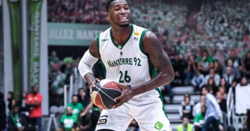 Basket - Transferts - Mathias Lessort signe trois ans à Belgrade