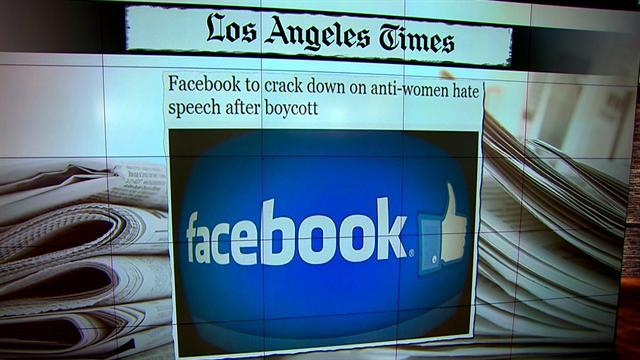 Facebook cracking down on hate speech