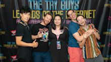 The Try Guys tell us what their most uncomfortable try was