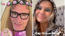 Seven celebrity Tiger King impressions you need to see: From Dave Hughes to Kerry Katona