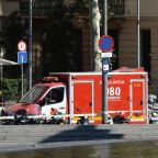 Many Injured by Van in Barcelona, Police Say