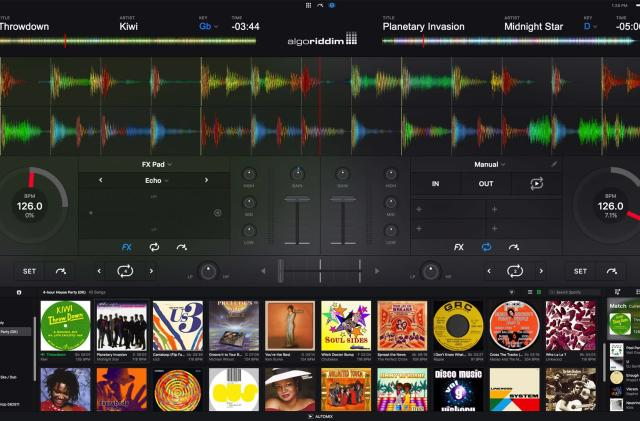 Algoriddim's djay Pro 2 adds AI for DJ cruise control