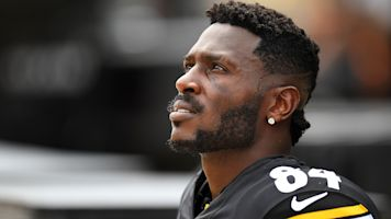 No-show Brown is least of the Steelers' issues