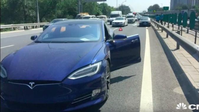 Otro Tesla con Autopilot protagoniza un accidente en China