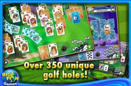 Daily iPad App: Fairway Solitaire
