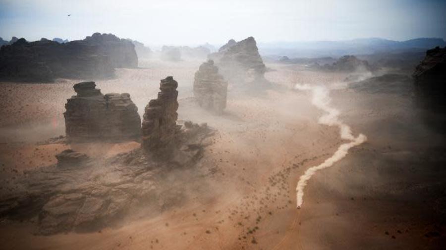 Dakar 2022 : l'Arabie saoudite reste le seul pays-hôte du rallye