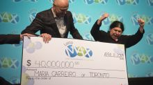 You could win a record-breaking $70 million Lotto Max jackpot this week