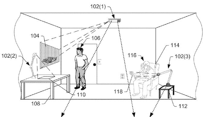 Amazon wants augmented reality to be headset-free