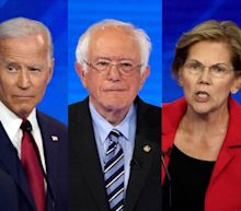If everyone except for Biden, Bernie, and Warren dropped out of the 2020 race right now, Biden would be the clear loser