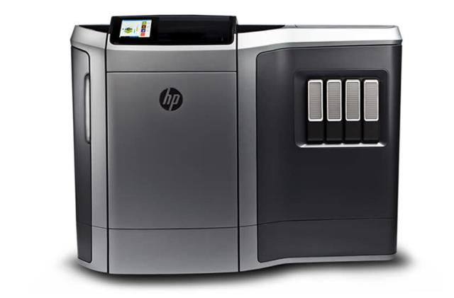 HP wants to be a 3D printing giant with new 'Multi Jet Fusion' tech