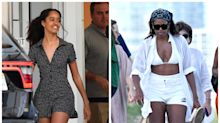 Michelle Obama's sizzling beach look has Trump fans fuming