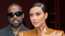 Kanye West has issued an apology to Kim Kardashian