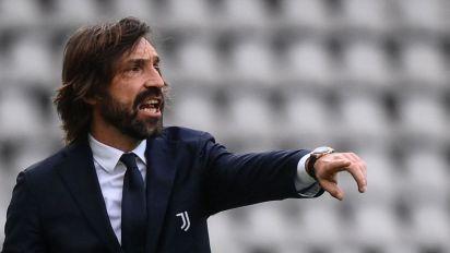 Juve, Pirlo: 'Szczesny titolare, Dybala pronto per un altro spezzone, Chellini giocherà la terza da titolare' VIDEO