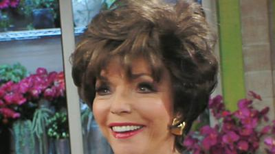 Would Joan Collins Be Up For A 'Dynasty' Reboot?