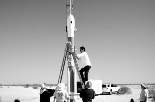eRocketry successfully launches Delta II Model 7420-10 rocket, has the video to prove it