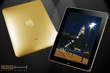 The King Midas of iPads redefines excess