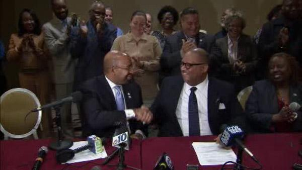 Mayor Nutter, DC 47 reach a contract deal