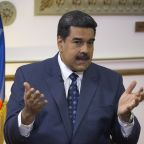 The Latest: US announces sanctions against Maduro officials