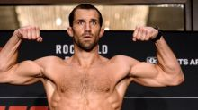 Luke Rockhold Takes Next Step in Return, Makes Weight at UFC Pittsburgh