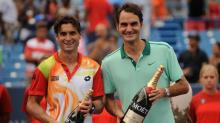 David Ferrer: Roger Federer was faster than usual during 2017 Australian Open, benefited from rest