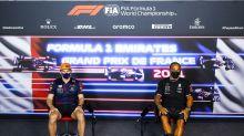 Fórmula 1. Verstappen y Hamilton, desencuentros en la batalla de los neumáticos