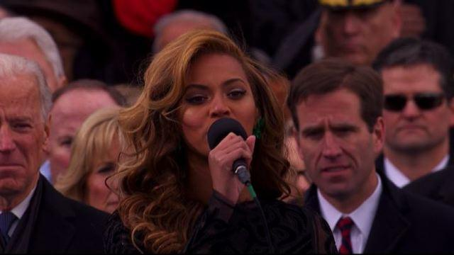 Beyoncé canta in playback per Obama? L'America si interroga