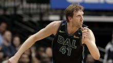 Dirk Nowitzki announces he will return for 21st NBA season in Dallas