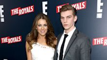 Elizabeth Hurley posts gruesome photo of nephew's stabbing, pleads for public's help