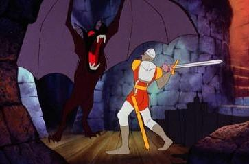 Dragon's Lair remastered into high-def