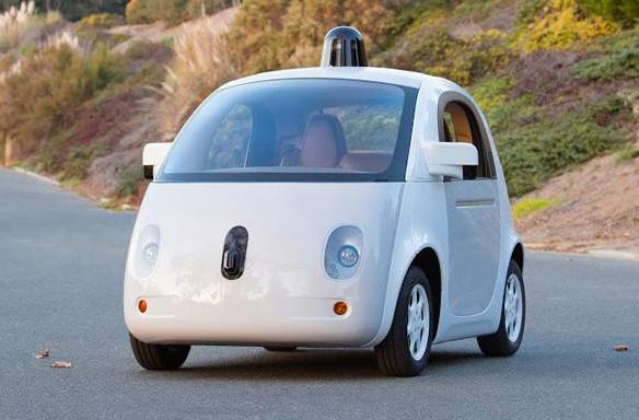 Google unveils the first complete version of its self-driving car