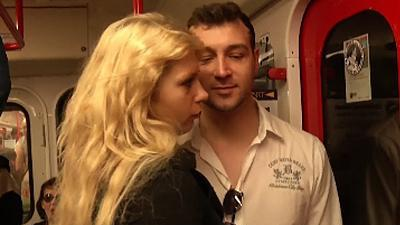 Looking for Love? Take the The Prague Metro