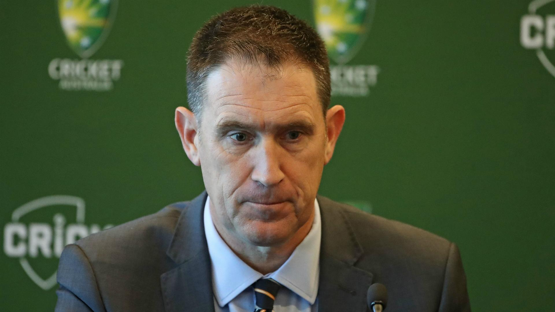Sutherland resigns as Cricket Australia CEO
