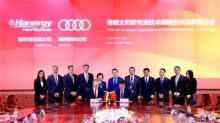 Hanergy and Audi Sign MOU on Strategic Cooperation in Thin Film Solar Cell Technology