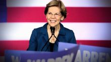 What caused Warren's campaign collapse?