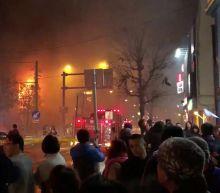 Explosion kills dozens in Sapporo, Japan restaurant