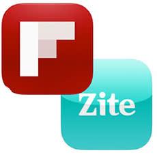 Zite newsreader sold to Flipboard