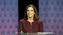 Trump ally and GOP senator Martha McSally squirms when asked if she's proud of supporting president