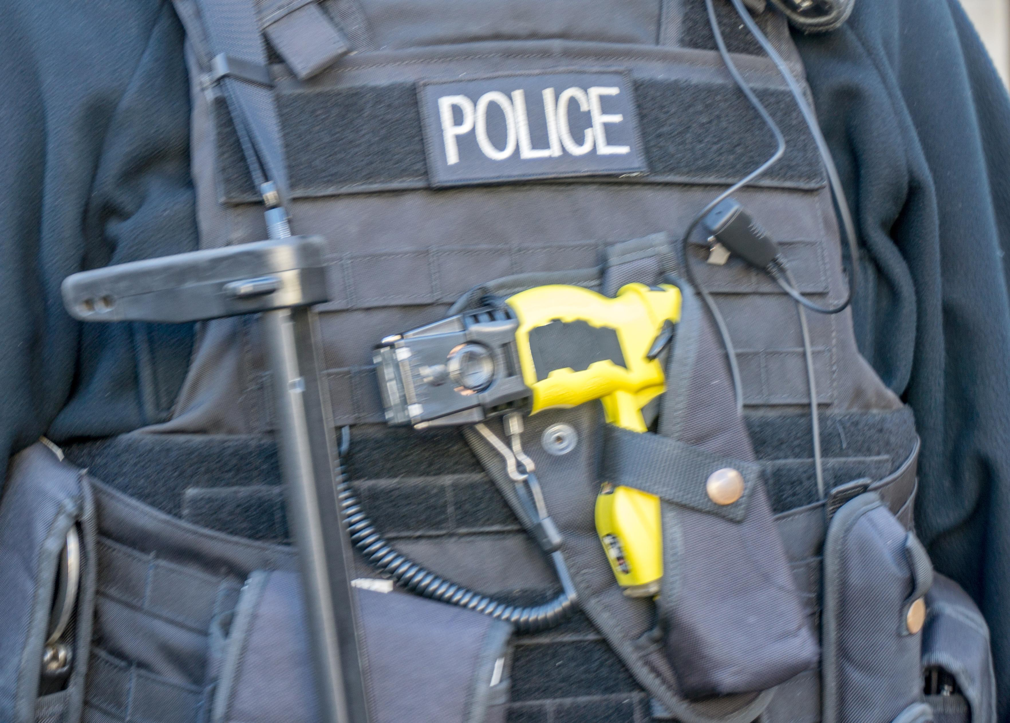 15 People Have Caught Fire and 5 Have Died After Being Tasered Near Flammable Materials