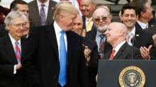 Republicans Ask Democrats To Please Leave Trump's Tax Returns ALONE