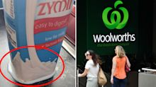 Woolworths customers unleash on store over squashed item gripe