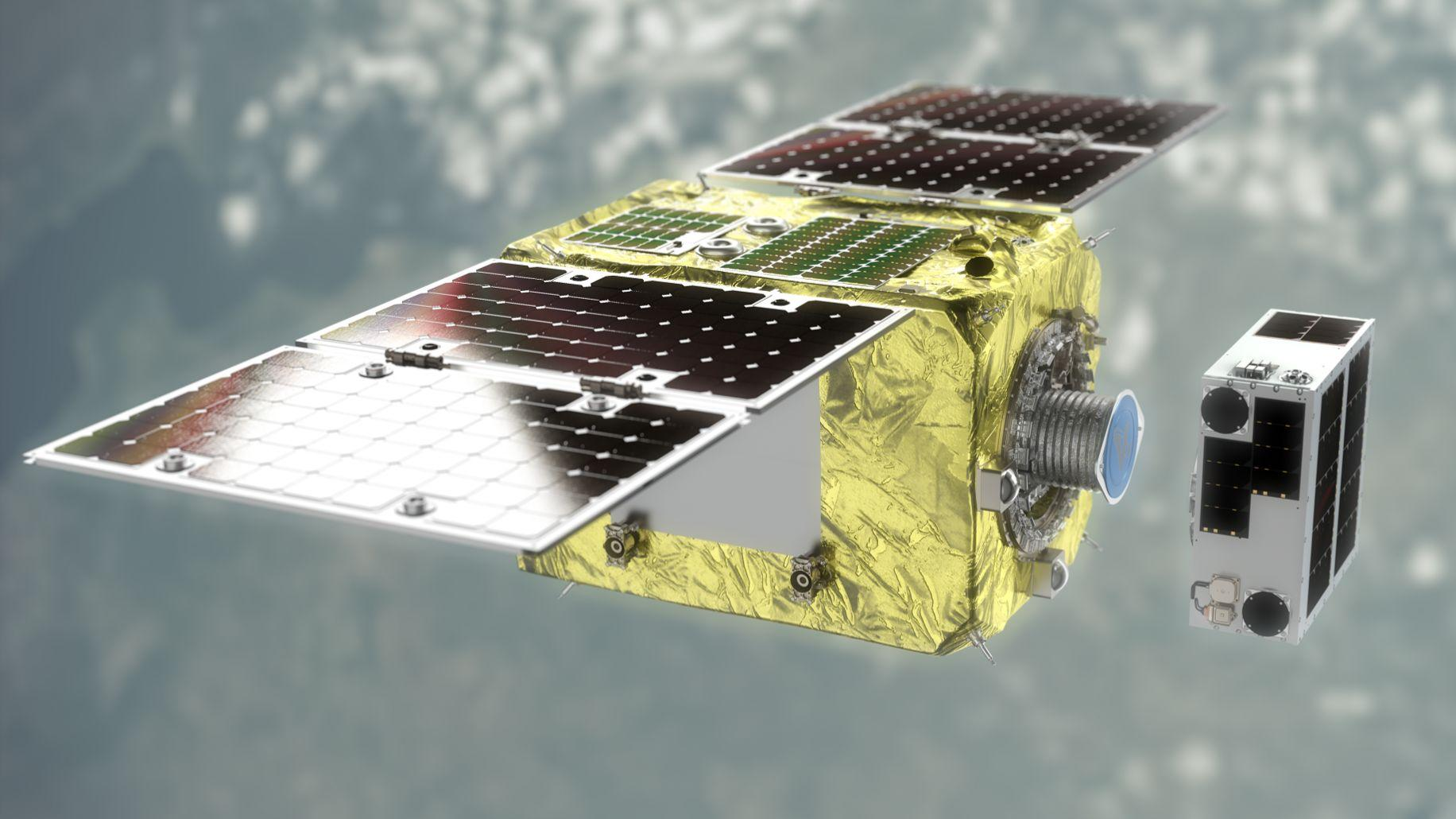 Astroscale space debris removal demo set for launch