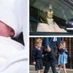 Royal baby latest news: New prince meets family as world awaits name announcement