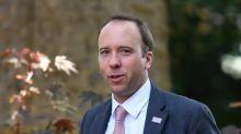 Matt Hancock says UK 'likely to have coronavirus vaccine by early next year'